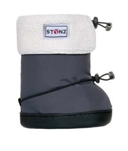 Stonz Booties Toddler Gray
