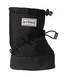 Stonz Booties Infant Black