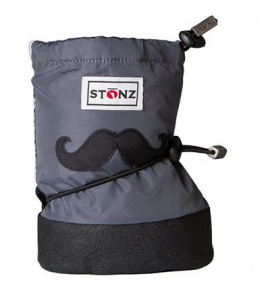 Stonz Booties Infant Moustache