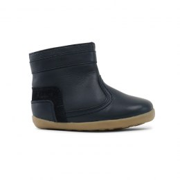 Bobux StepUp Navy Bolt Boot (wełna merynosa)