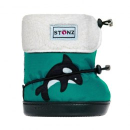 Stonz Booties Toddler Orca - Teal