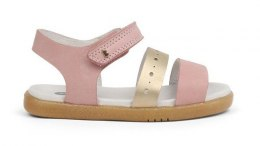 Bobux iWalk rinity Sandal Blush + Misty Gold