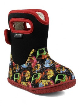 Baby Bogs Kiddy Car Black Multi