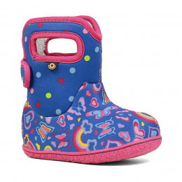 Baby Bogs Rainbow Blue Multi