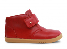 Bobux iWalk Kid+ Desert Boot Rio Red