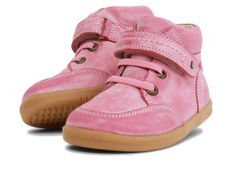 Bobux iWalk Kid+ Timber Boot Vintage Rose - buty dziecięce