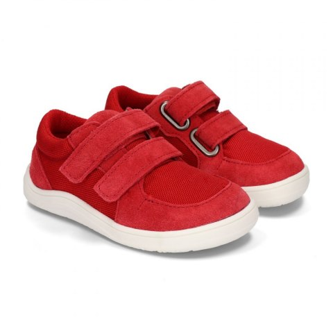 Febo Sneakers Red Baby Bare Shoes