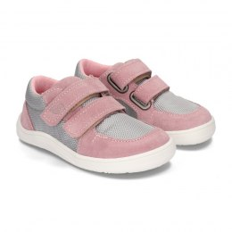Sneakersy Febo Pink Gray - Baby Bare