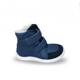Febo Winter Navy Baby Bare Shoes