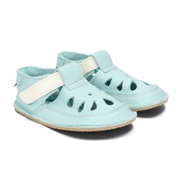Baby Bare Shoes Acqua perforowane