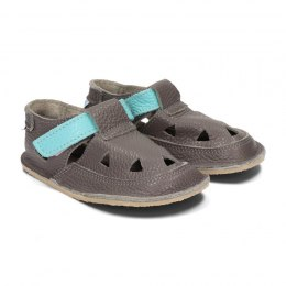 Baby Bare Shoes Foggy perforowane