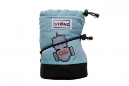 Stonz Booties Infant Robot