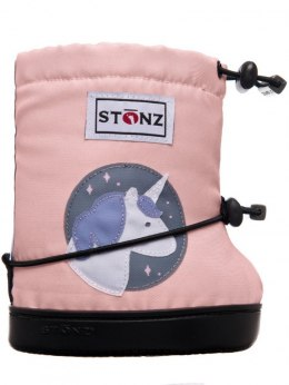 Stonz Booties Toddler Unicorn - Haze Pink