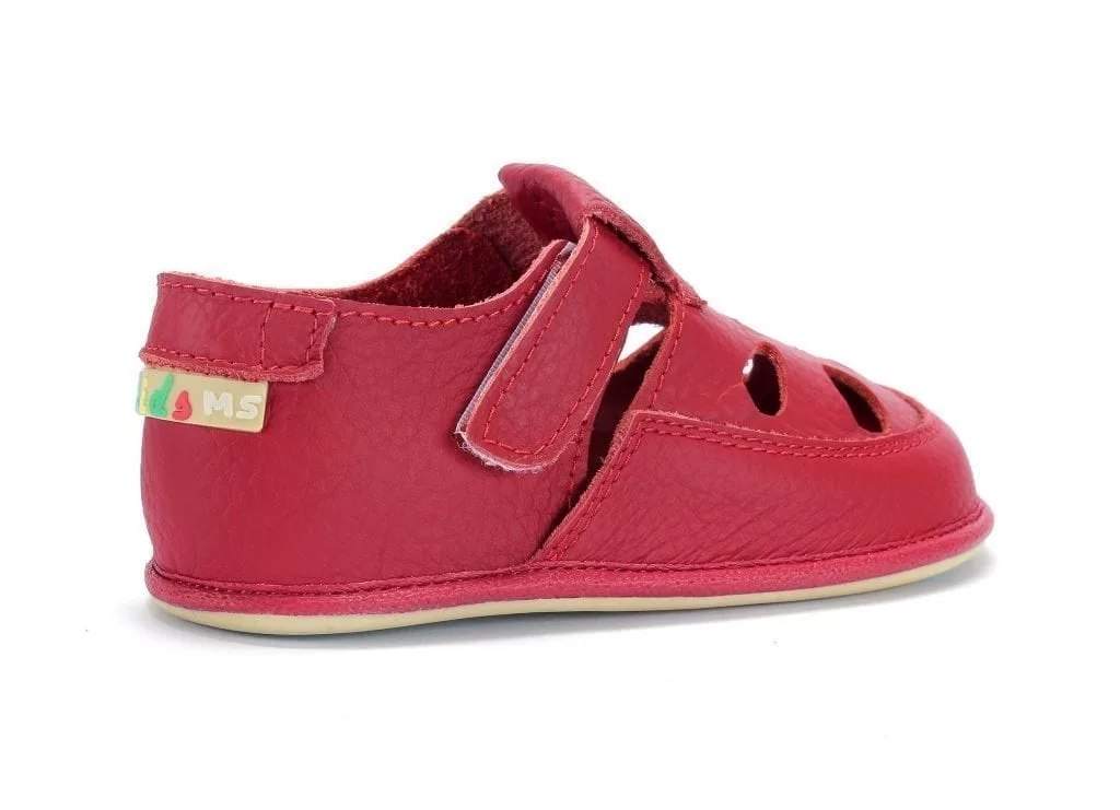 Coco Pink/Red Magical Shoes