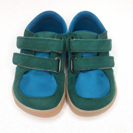 Sneakersy Febo Pine Green - Baby Bare