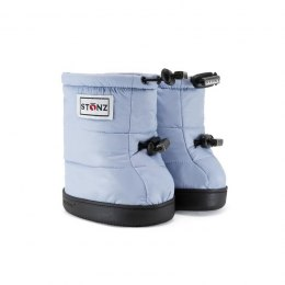 Stonz Booties Toddler Robot - Haze Blue
